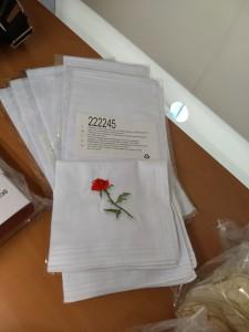 Handkerchiefs / Zakdoeken